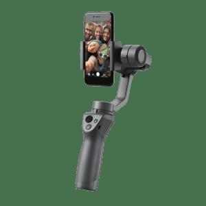 Le DJI Osmo Mobile 2 à 112 euros, parfait pour stabiliser vos vidéos de smartphone