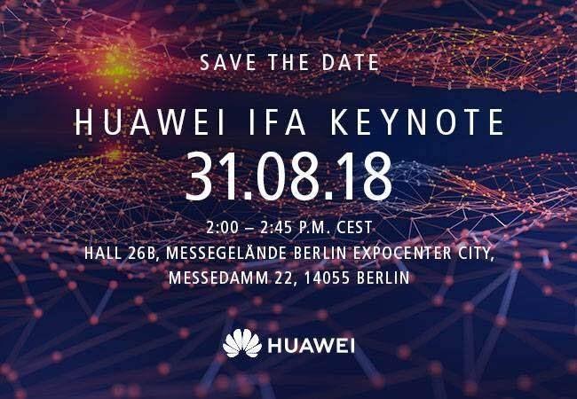 Huawei : quelles annonces attendre à la conférence IFA 2018