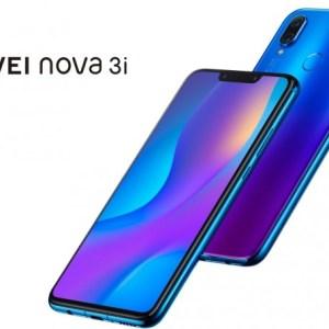 Le Huawei Nova 3i est officialisé, premier smartphone à profiter du Kirin 710