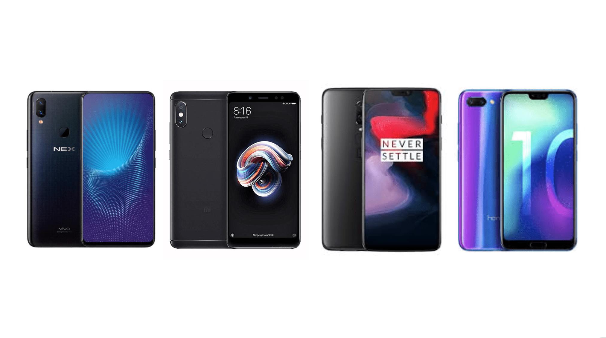 Selon vous, quel est le smartphone de l'année 2018 ?