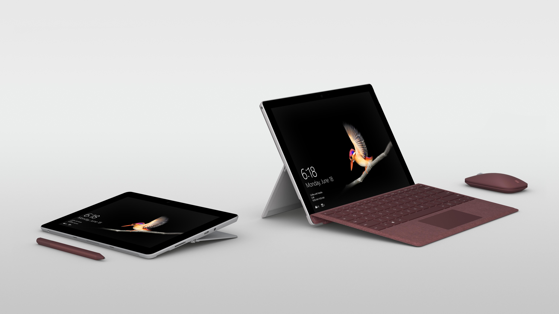 Tech'spresso : Surface Go officialisée, Google Assistant sur Shield TV et Android contre la Commission Européenne