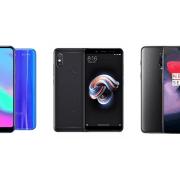 018cc6c56a367 ... Xiaomi Redmi Note 5 à 163 euros, OnePlus 6 (128 Go) à 489