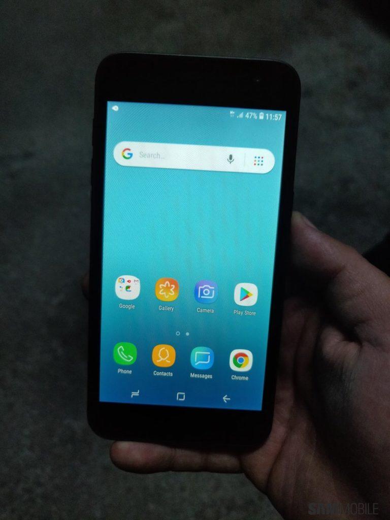 Samsung Galaxy avec Android Go : le smartphone passe devant la FCC, la sortie approche