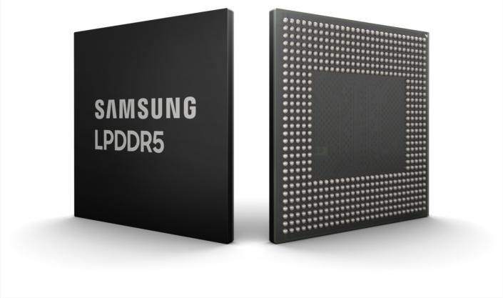 Plus performante, moins gourmande : Samsung dévoile la 1ère puce de RAM 8 Go LPDDR5 pour mobile