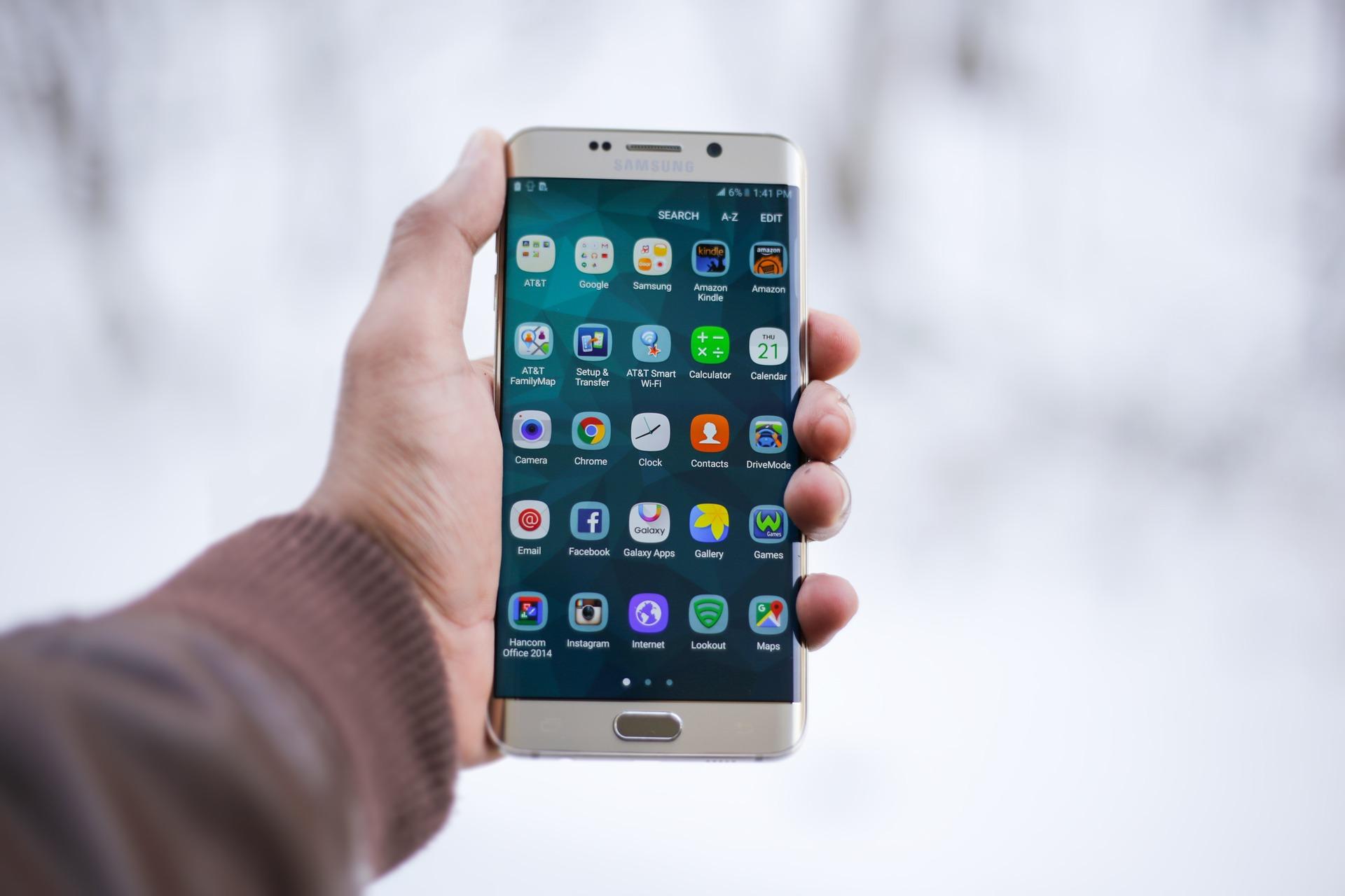 Sondage de la semaine : une application peut-elle jouer sur le choix d'un smartphone ?
