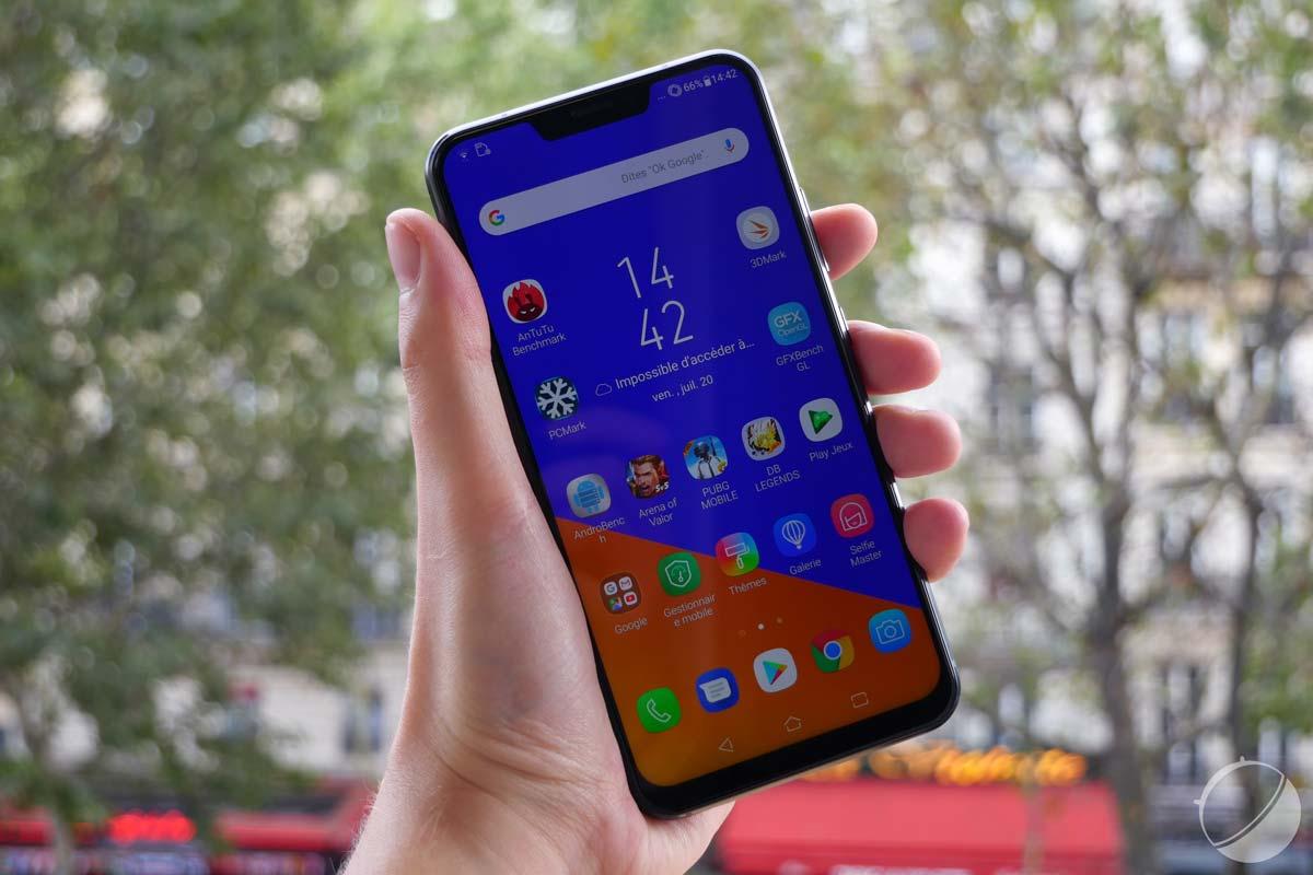 L'Asus Zenfone 5Z se met à jour vers Android 10 : voici ses nouveautés