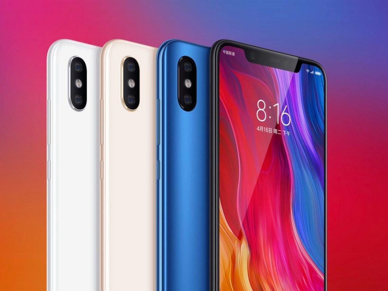Où acheter le Xiaomi Mi 8 au meilleur prix en 2020 ?