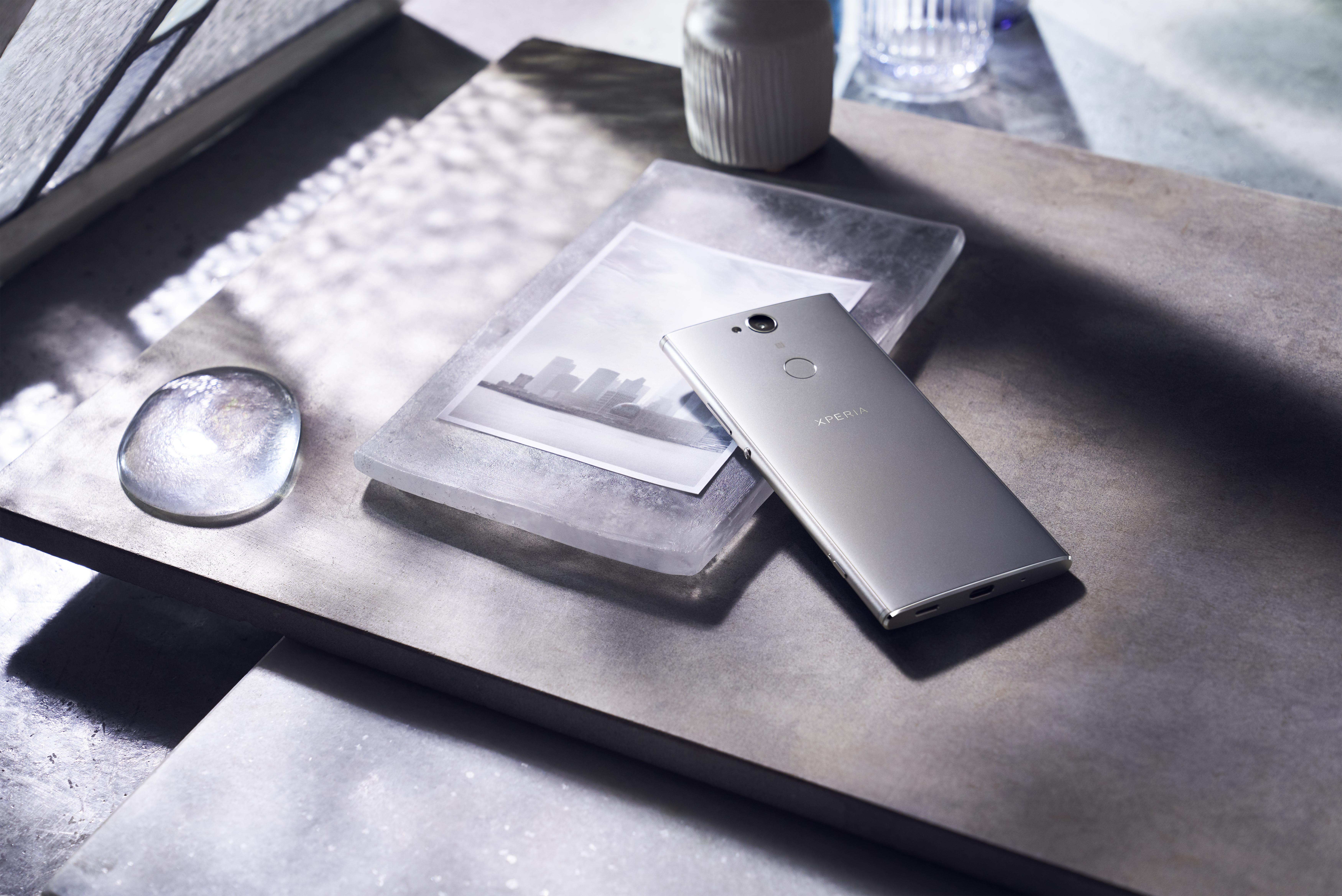 Sony Xperia XA2 Plus officialisé : le même, en plus grand et en 18:9