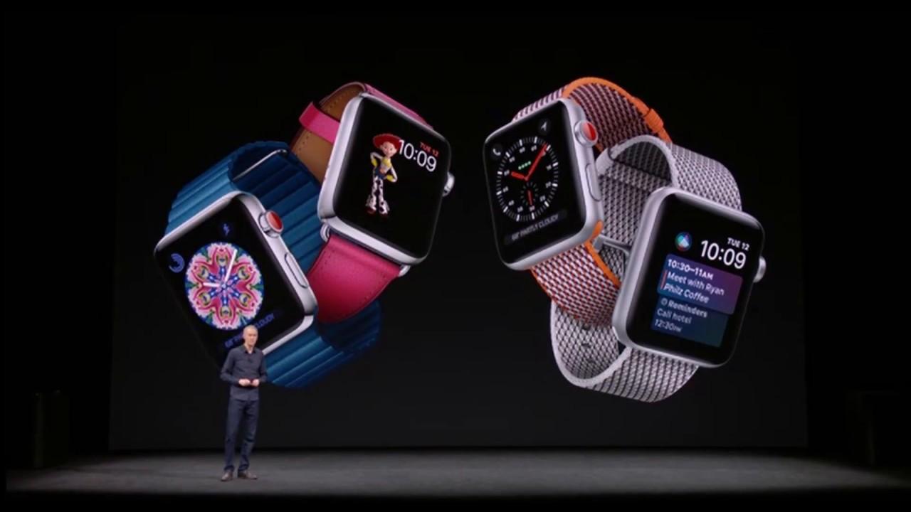 Apple Watch Series 4 : six nouveaux modèles en approche ?