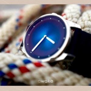 Awake : la montre française qui veut dépolluer les océans