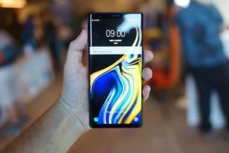 Prise en main du Galaxy Note 9, Samsung peaufine sa formule