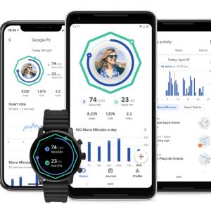 Google Fit s'équipe lui aussi d'un thème sombre, paré pour Android 10 Q