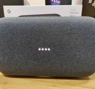 Google Home Max : nos premières impressions sur la grosse enceinte intelligente
