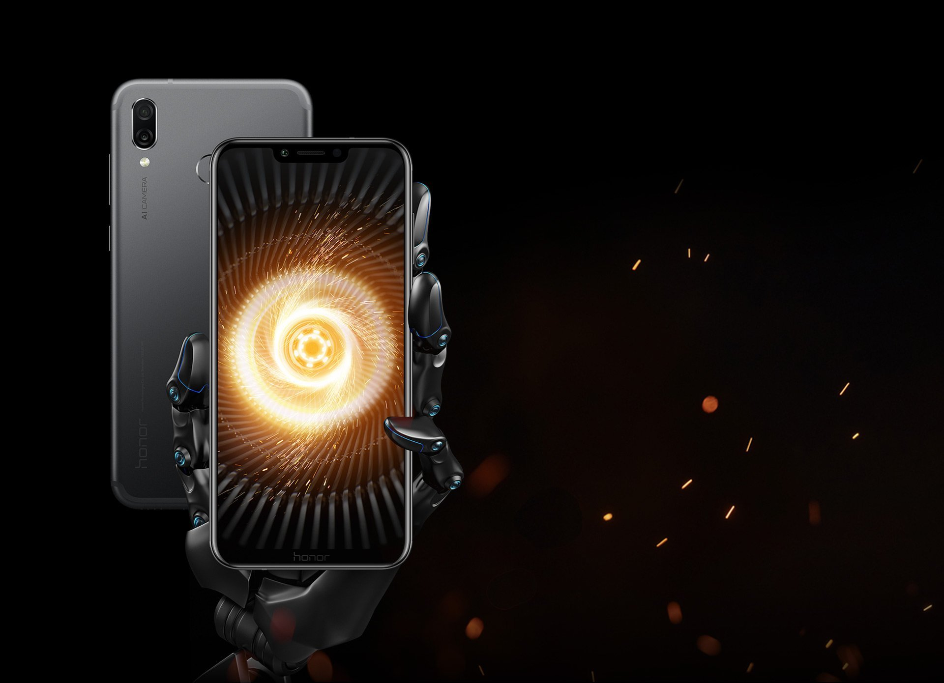 Honor Play : le smartphone gamer arrive en Europe