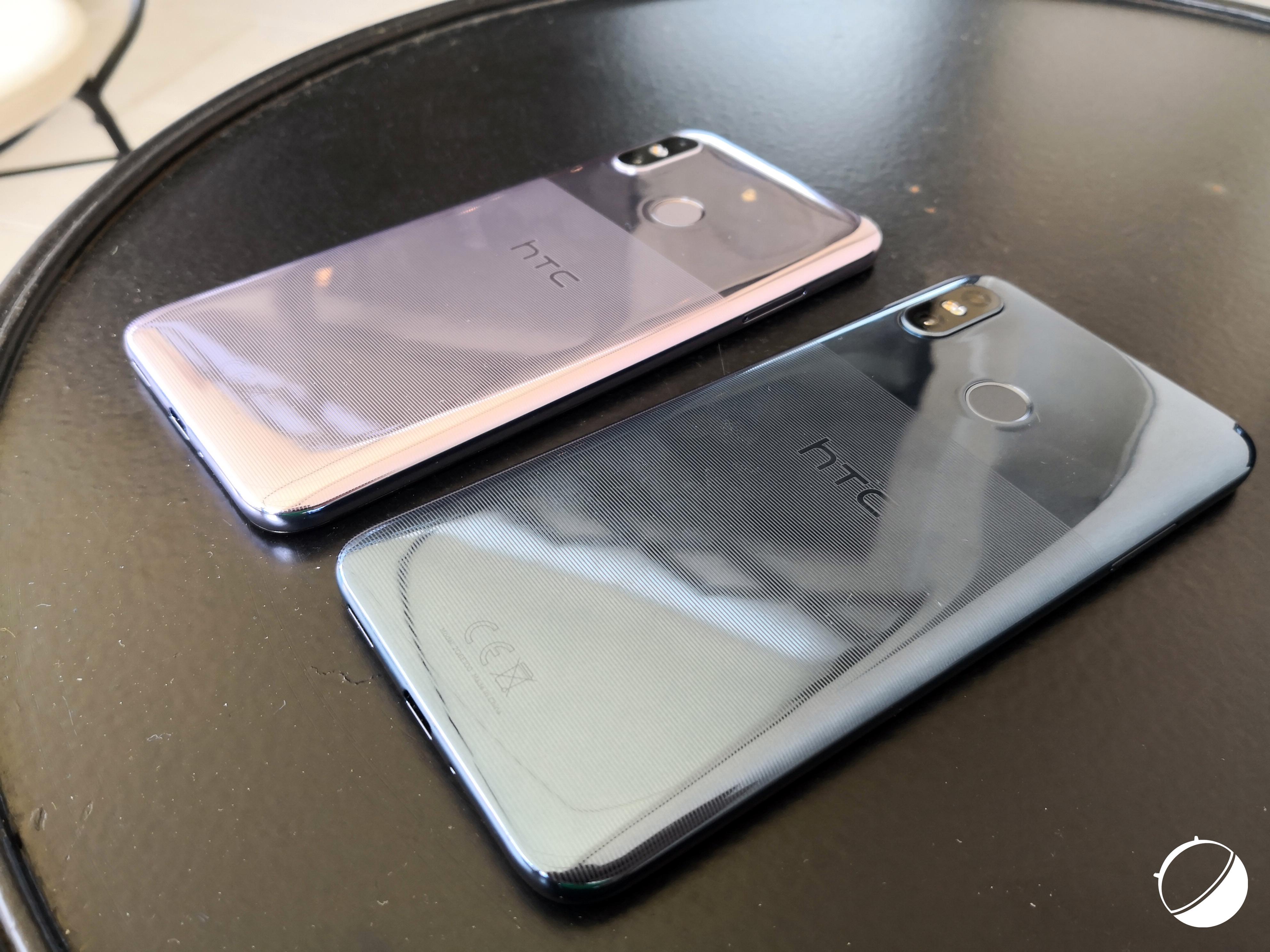 HTC U12 Life officialisé : au revoir Android One, rebonjour prise jack – IFA 2018