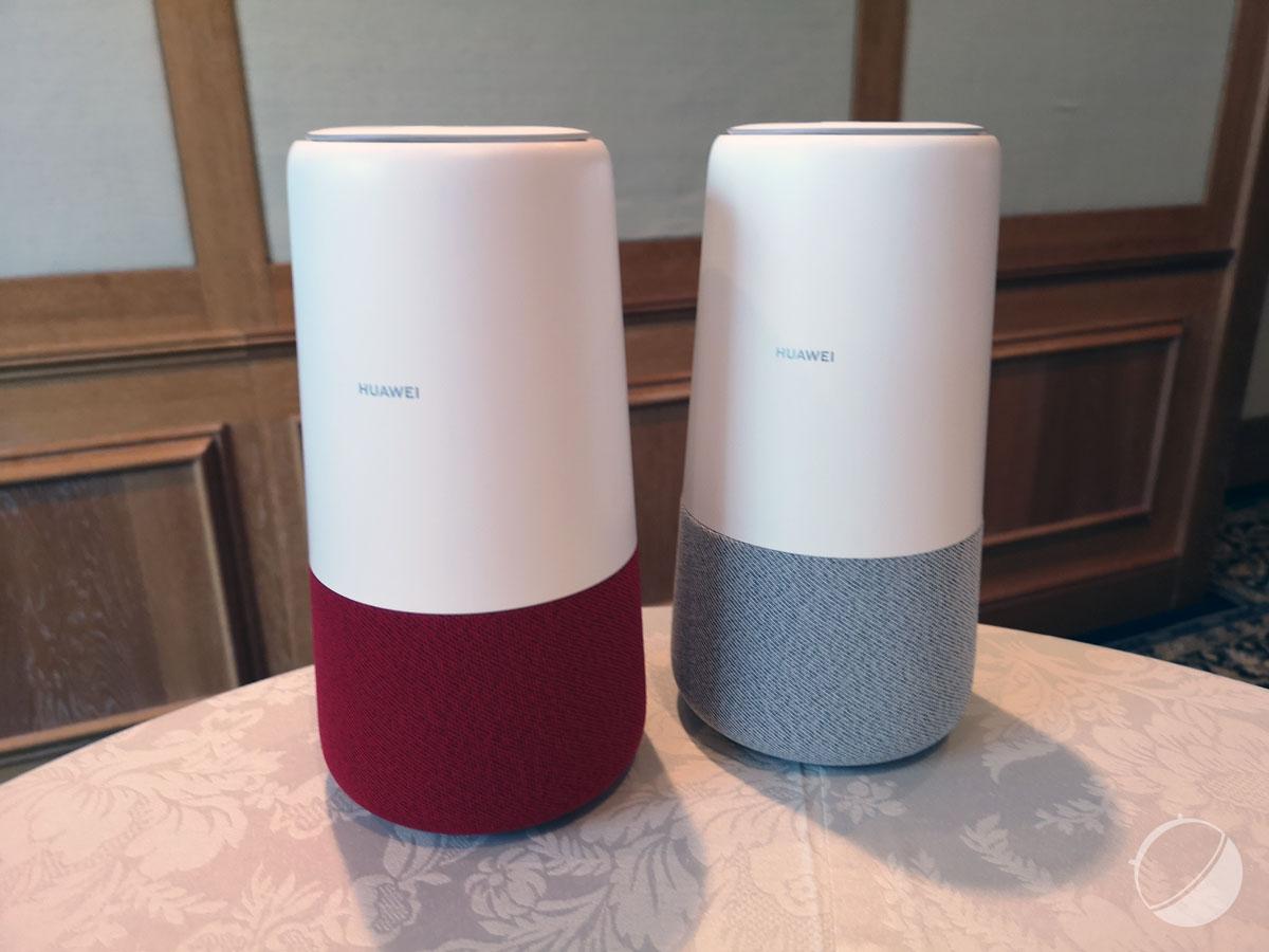 AI Cube : Huawei lance un simili-Google Home avec Amazon Alexa et routeur 4G – IFA 2018