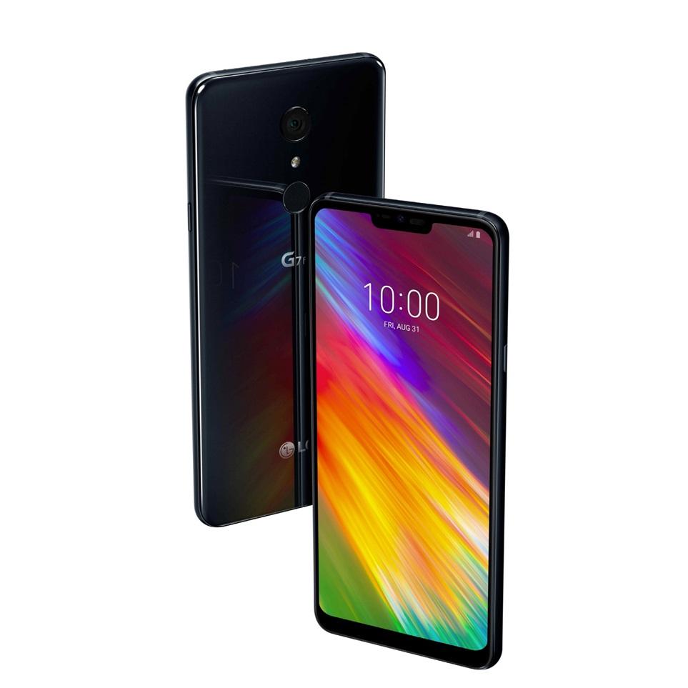 LG dévoile un G7 sous Android One avec un gros compromis à l'IFA 2018