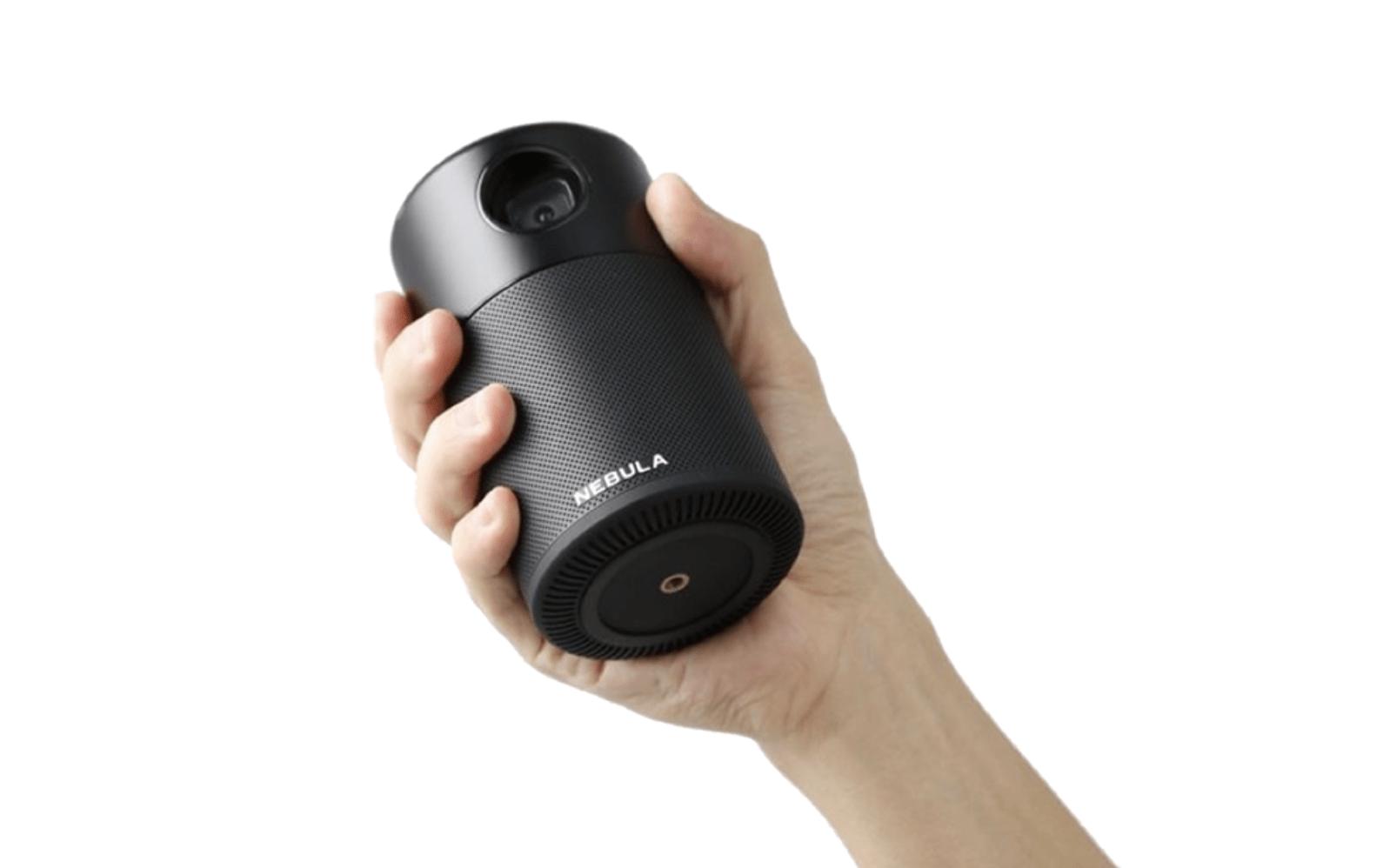 Test de l'Anker Nebula Capsule : l'intrigant projecteur Android de la taille d'une canette