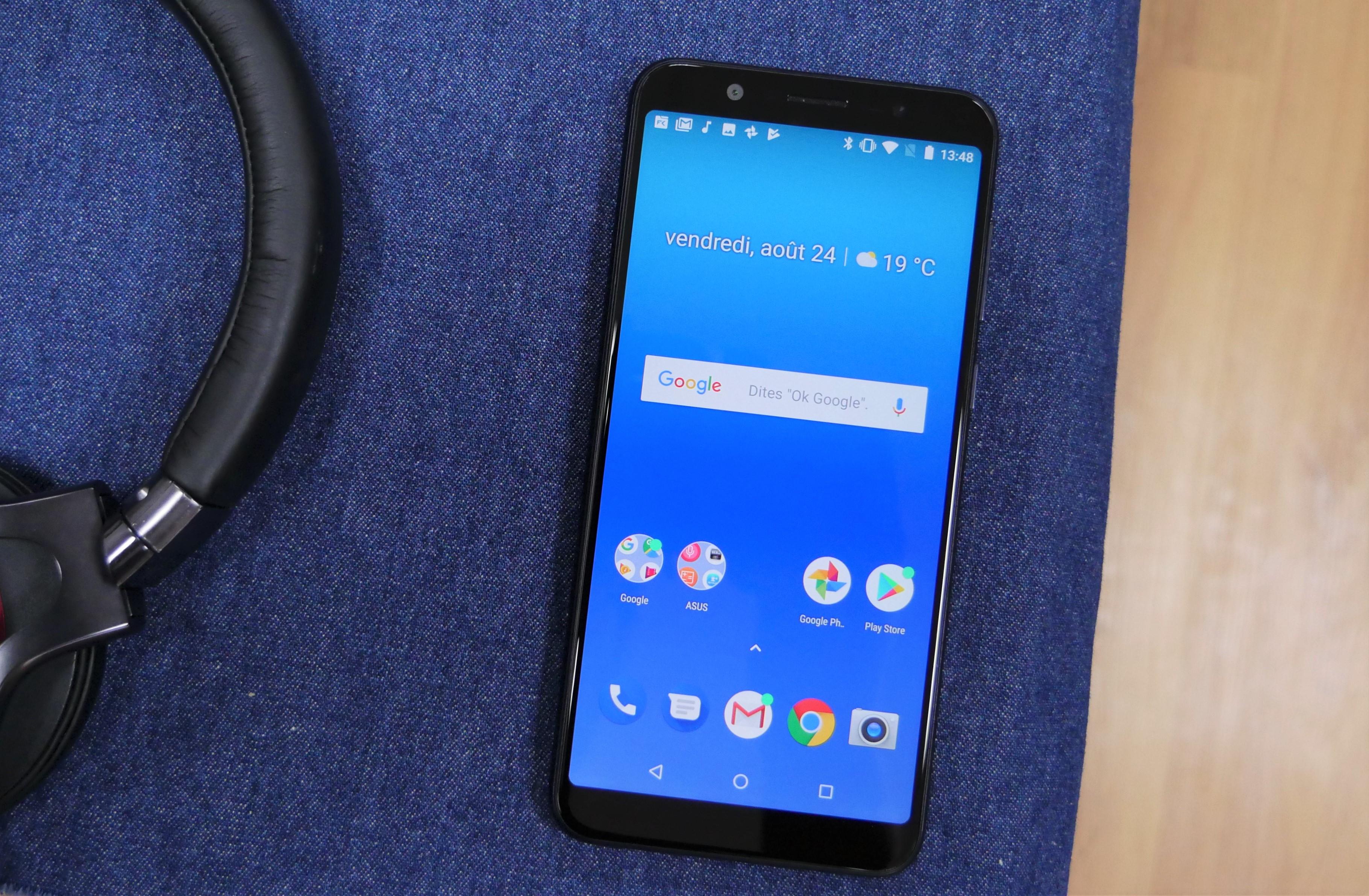 Asus Zenfone Max Pro M1 : quand grande autonomie s'accorde avec un petit prix