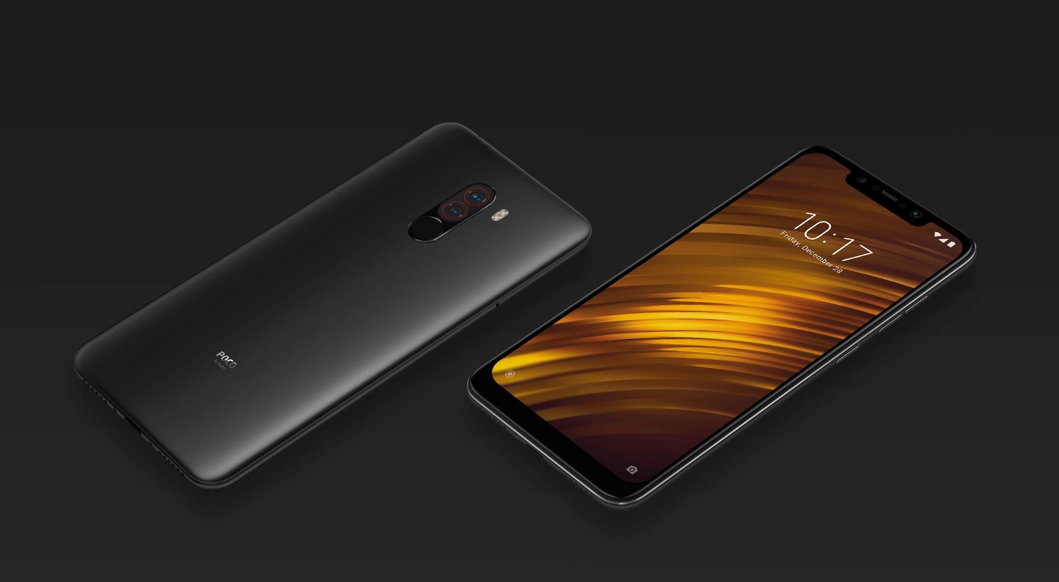 Xiaomi Pocophone F1 : MIUI 10 arrive la semaine prochaine
