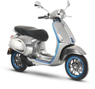 Vespa Elettrica : les précommandes du scooter électrique connecté aux 100 km d'autonomie sont ouvertes