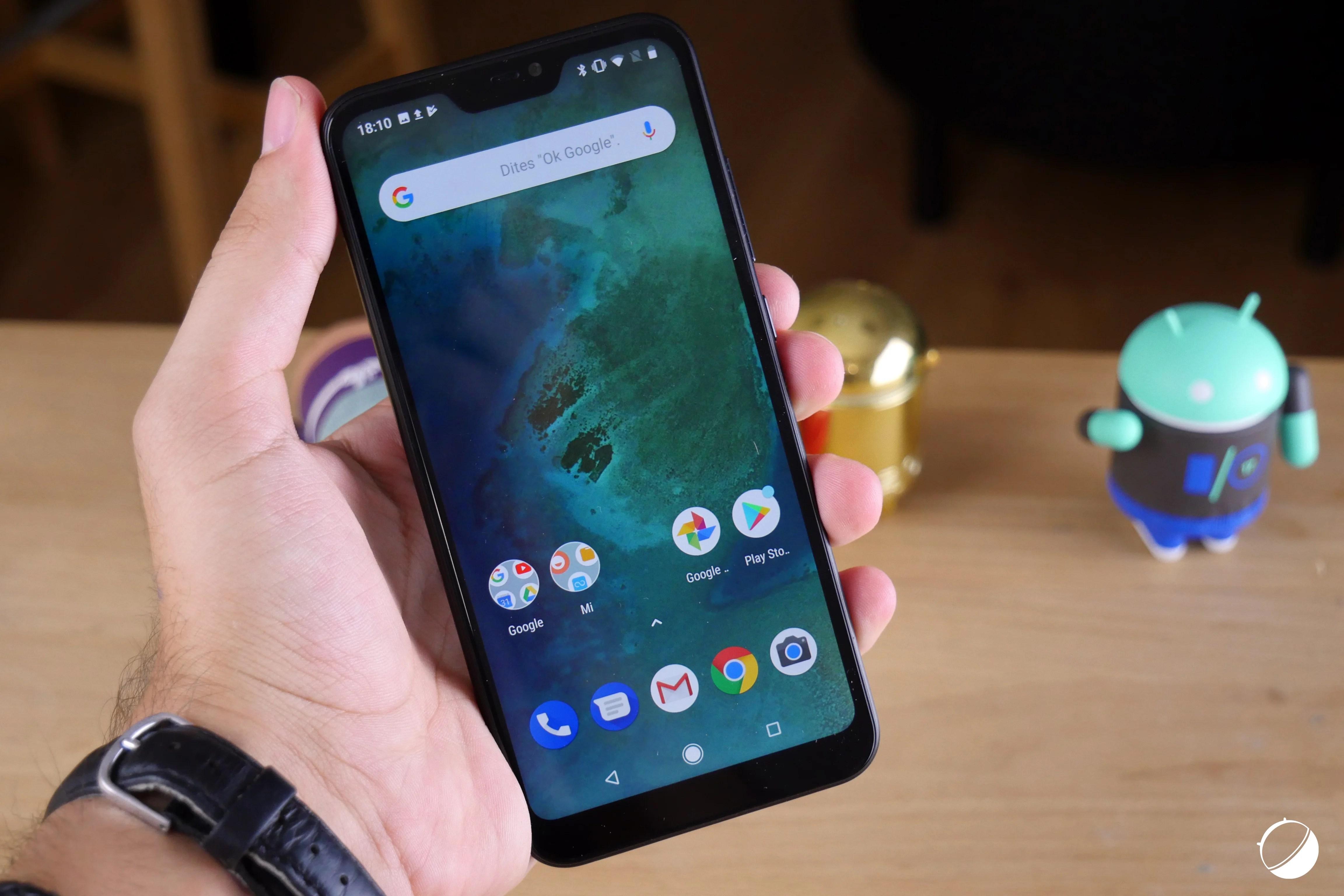 Mi A3 : Xiaomi travaillerait déjà sur un nouveau smartphone sous Android One