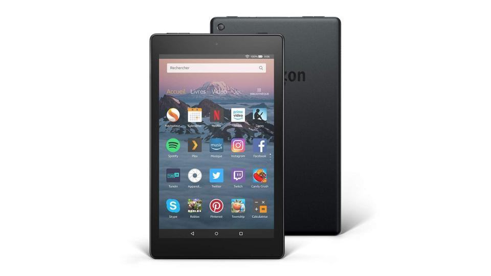 🔥 French Days : la nouvelle tablette Amazon Fire HD 8 passe à 89 euros avec ce code promo