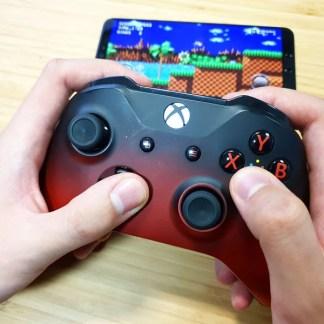 Comment utiliser une manette de Xbox One S ou X sur Android