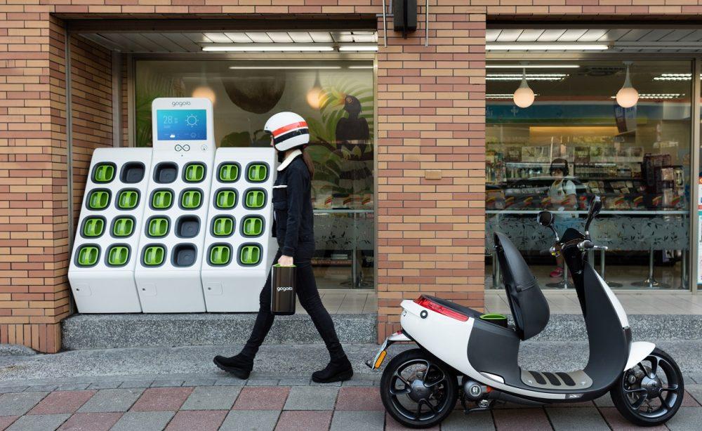 Avec ses scooters à batterie interchangeable, Yamaha cherche à révolutionner le véhicule électrique