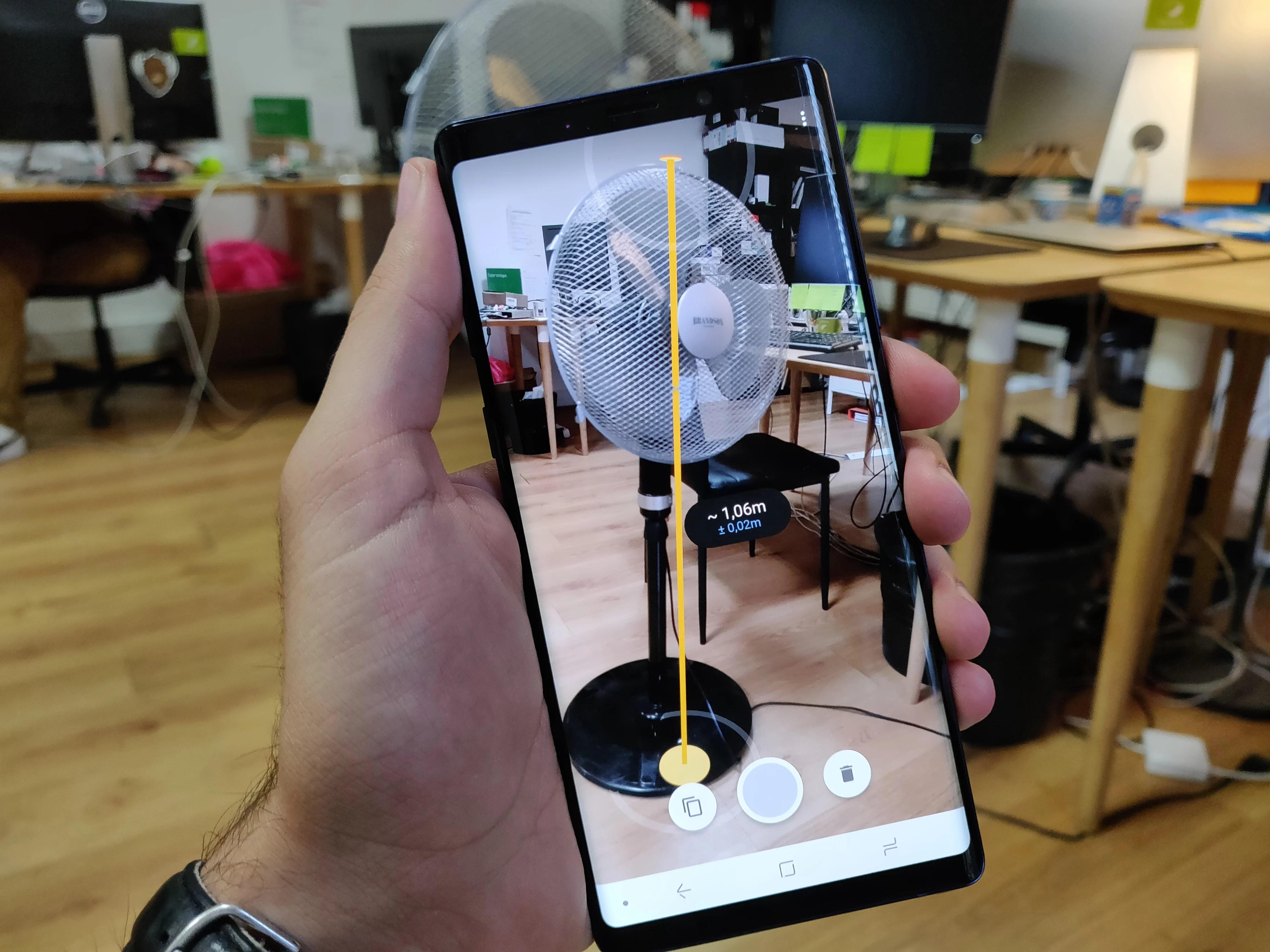 Google Camera : un thème sombre, une fonction de mesure et bien d'autres nouveautés à venir