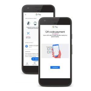 Google Pay va faciliter le partage d'argent grâce aux QR codes