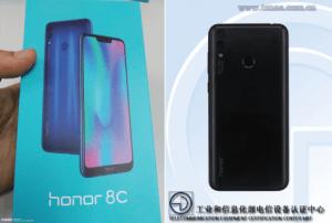 Le Honor 8C fait le plein de fuites à deux semaines de son annonce officielle