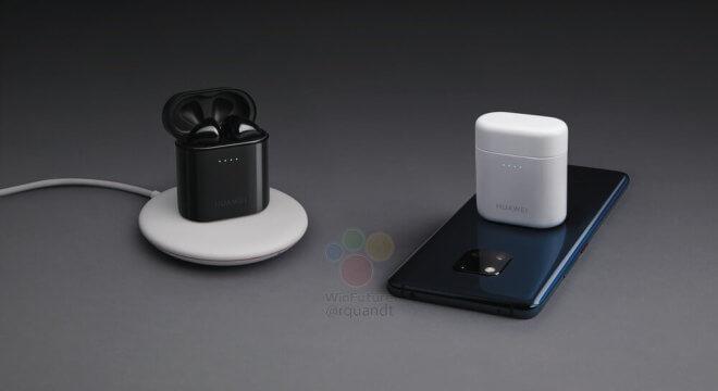Les Huawei Mate 20 introduiraient une nouvelle façon de recharger les écouteurs sans fil