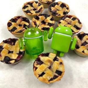 Après 2 mois, toujours aucune trace d'Android 9 Pie dans la répartition mensuelle