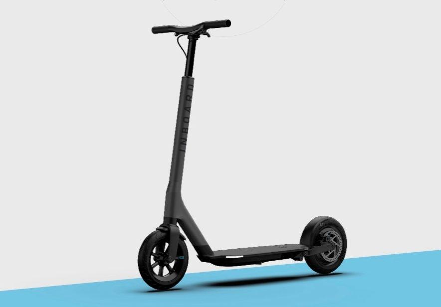 Inboard Glider : une trottinette électrique 3x plus puissante, plus stable et avec des batteries amovibles