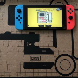 Le Joujou du Week-End : recréez un monde avec du carton et des élastiques (test Nintendo Labo kit véhicules)