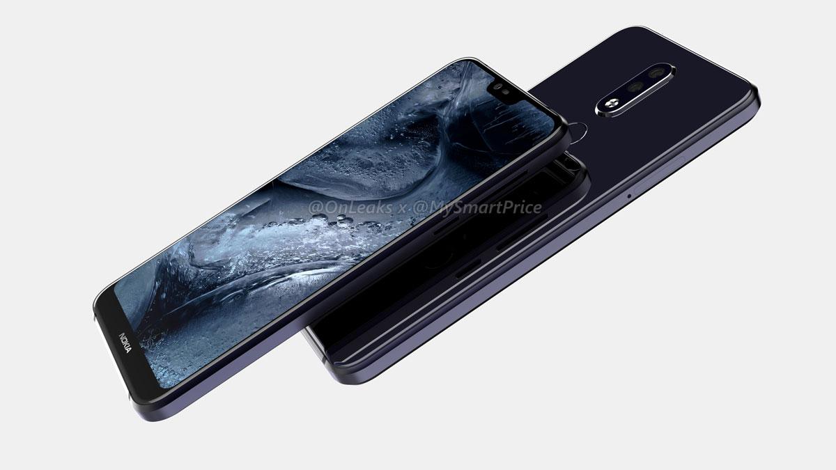 Le Nokia 7.1 Plus est certifié par la FCC, la sortie devrait être imminente