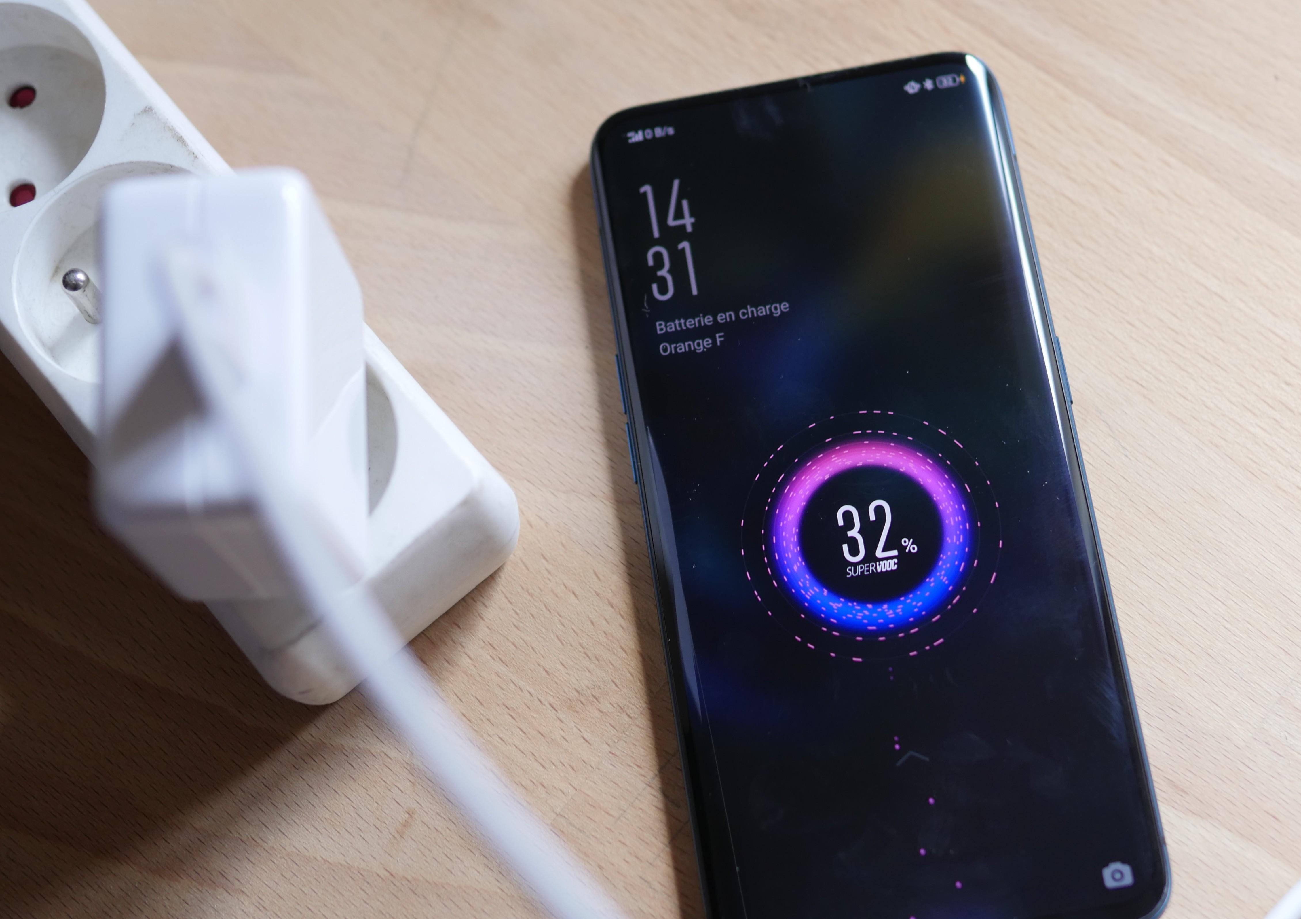 Xiaomi : un smartphone 5G avec charge rapide 66W en préparation