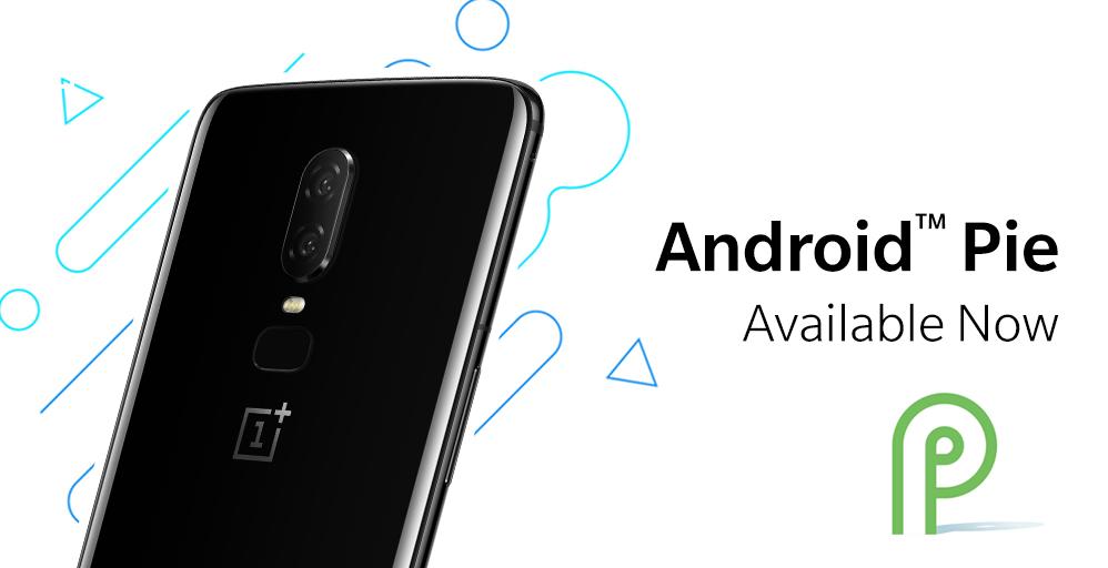 OnePlus 6 : ça y est, Android 9.0 Pie est disponible en version finale