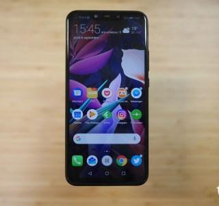 Test du Huawei Mate 20 Lite : l'autonomie, en version longue
