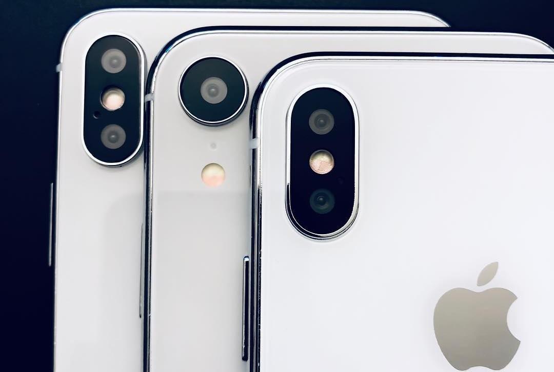 Les nouveaux iPhone se dévoilent en photos juste avant leur présentation officielle