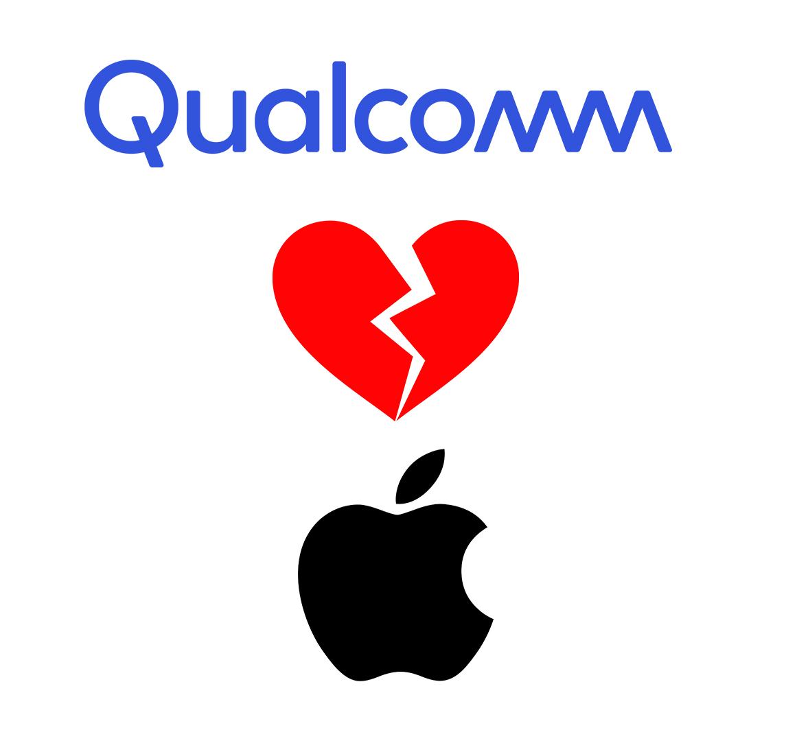 Le feuilleton continue : Qualcomm ne digère pas son divorce avec Apple ni son idylle avec Intel