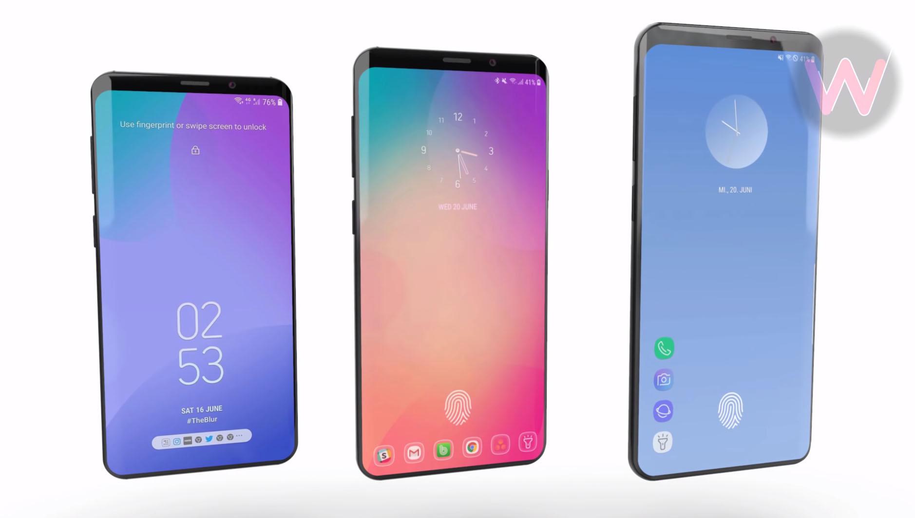 Samsung Galaxy S10 : la déclinaison 5G se confirme, les 3 autres devraient être 4G