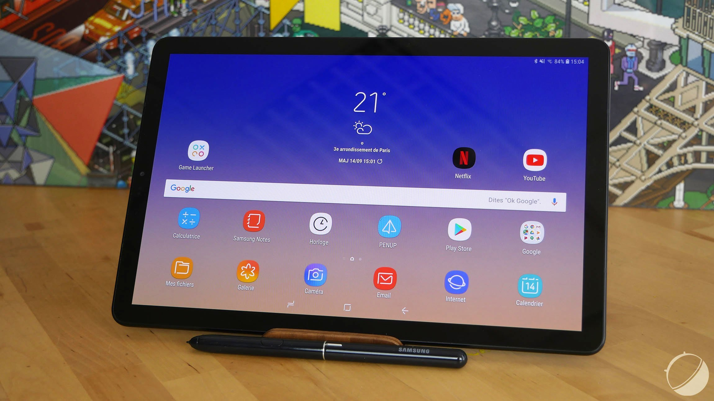 Test de la Samsung Galaxy Tab S4 : une alternative à l'iPad Pro qui peine à trouver sa place