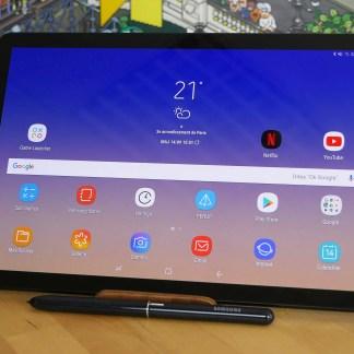 Test de la Samsung Galaxy Tab S4 : une alternative à l'iPad Pro qui peine à trouver sa place