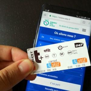 Paris annonce la fin du ticket de métro, remplacé par le smartphone