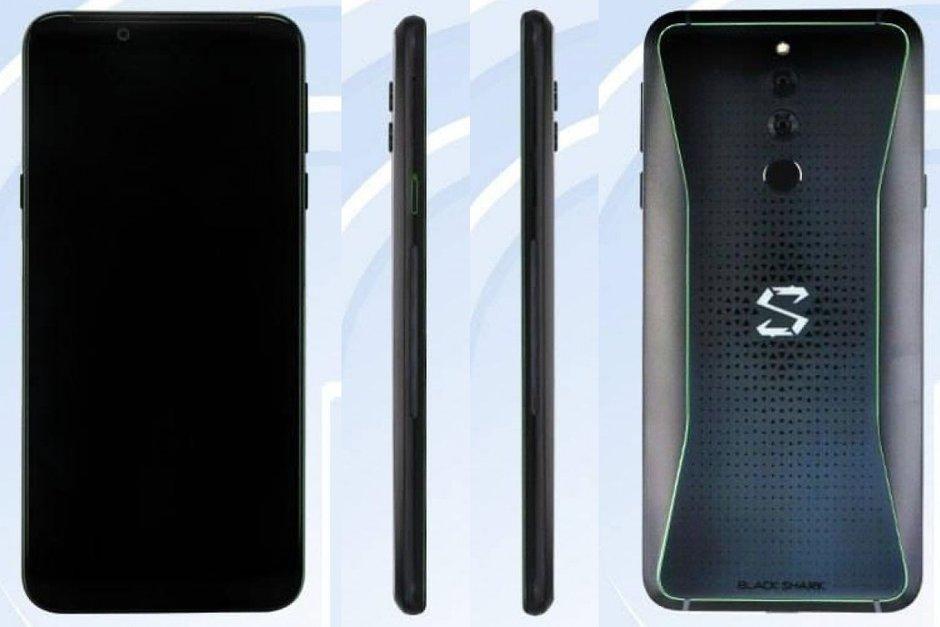 Xiaomi Black Shark 2 : des informations déjà révélées par la TENAA