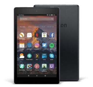 🔥 Bon Plan : la tablette Fire HD 8 d'Amazon est à 69,99 euros au lieu de 144,99
