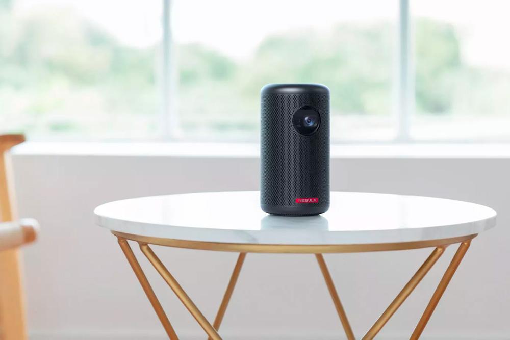 Nebula Capsule II : Anker présente son nouveau picoprojecteur sous Android TV, désormais compatible HD