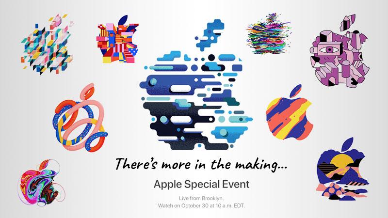Keynote iPad Pro et Macbook : où, quand et comment suivre la conférence d'Apple du 30 octobre